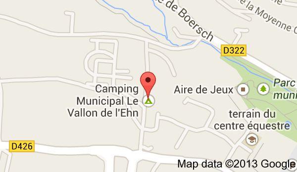 camping municipal obernai - Francia