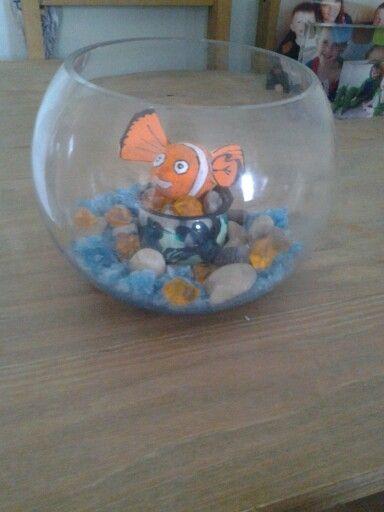 Nemo egg competition age 4