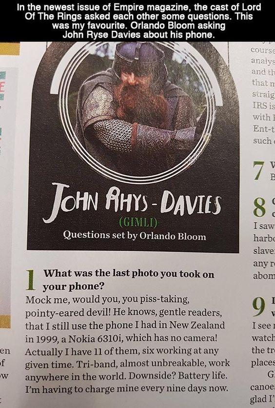 Meet John Rhys-Davies at #FANX17!