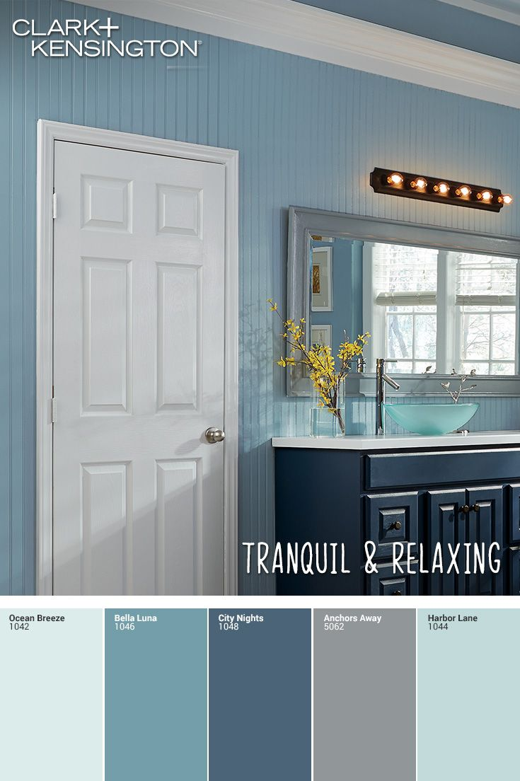 Find A Tranquil And Relaxing Paint Color Scheme For Any Room In Your Home At Ace Ha Bedroom Color Schemes Relaxing Relaxing Color Schemes Relaxing Paint Colors