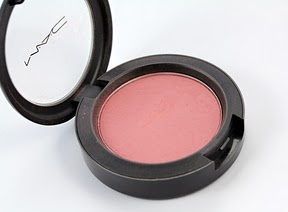 MAC Mocha blush is amazing on my skin tone.