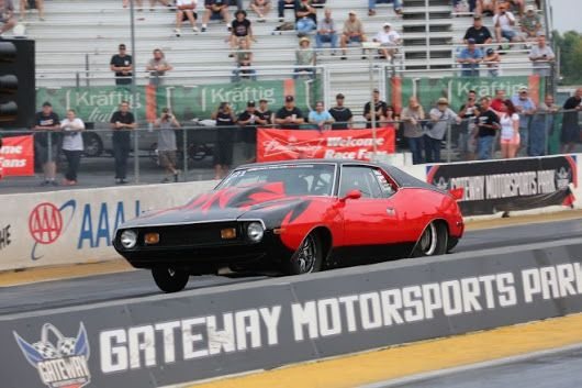 The 1973 AMC Javelin From HOT ROD Drag Week That Almost Beat a Pro Mod - Hot Rod Network