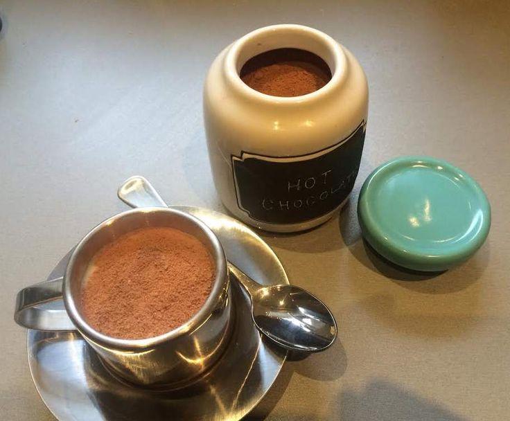 Recipe HOT CHOCOLATE POWDER by rachelhelps - Recipe of category Drinks