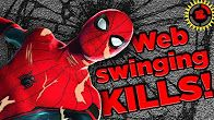 Film Theory: Spiderman is DEAD! Web Swinging's Tragic Truth (Spider-Man: Homecoming) - Duration: 11 minutes.