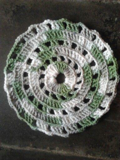Crochet doily #11