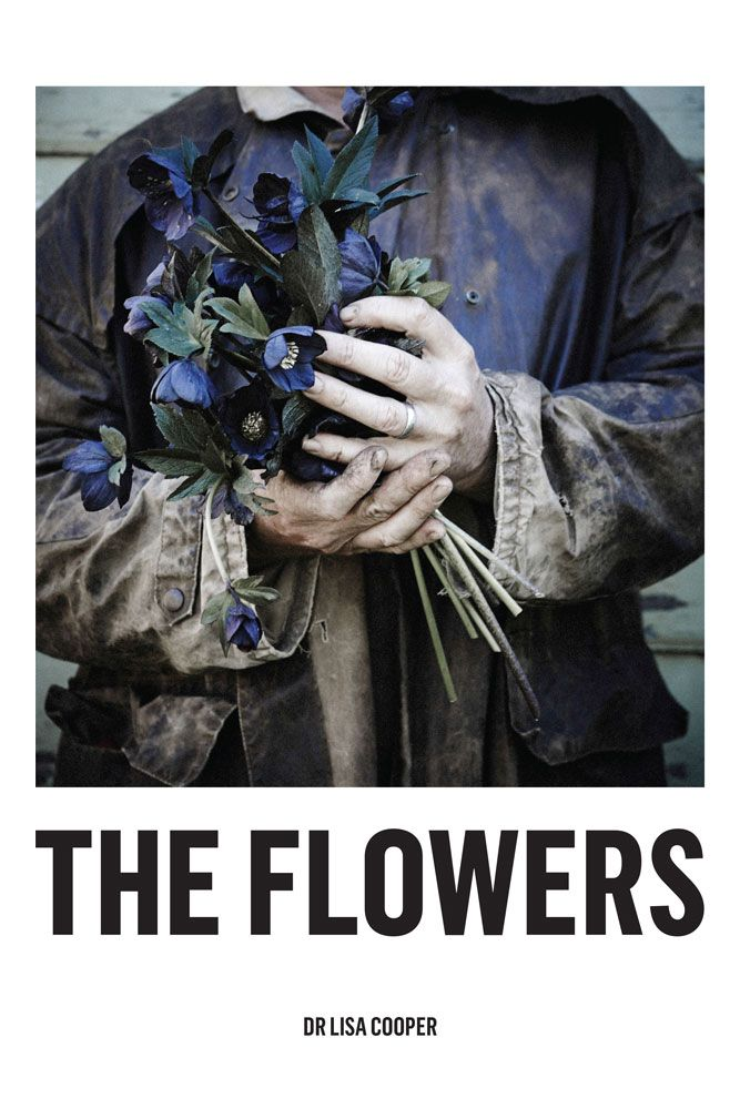 The Flowers - Dr Lisa Cooper. Photography by Harold David.