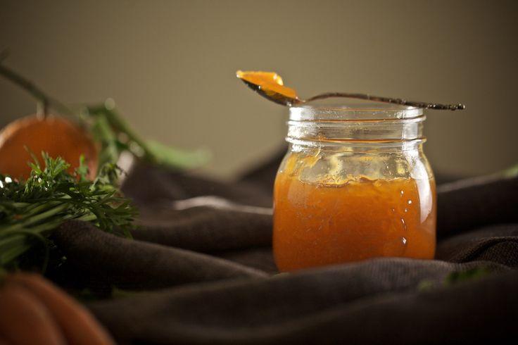 Möhren-Orangen-Konfitüre 13 ihana