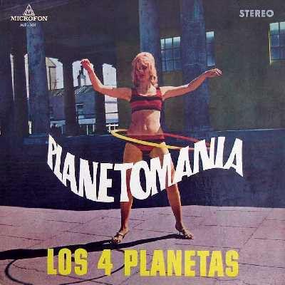 Los 4 Planetas - Planetomanía at Discogs