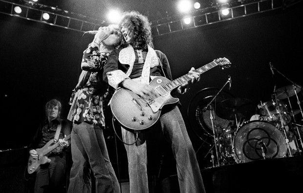 Plágio? Led Zeppelin alcançam pequenas vitórias em tribunal