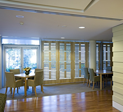 Sir Moses Montefiore Aged Care Home - Healthcare Featured Installation
