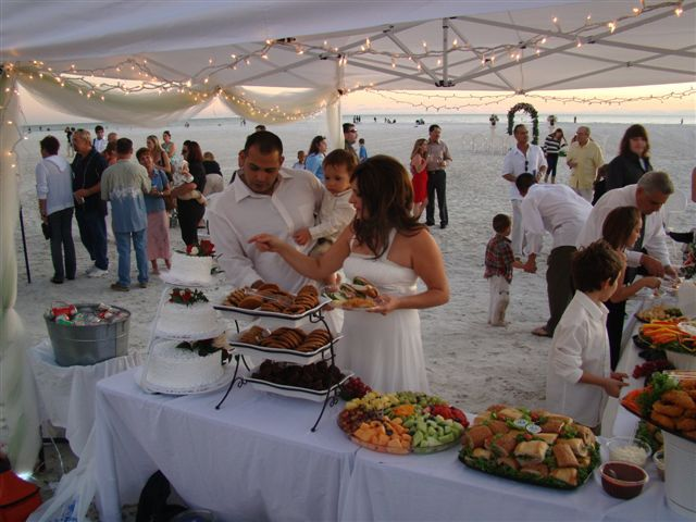 17 Best Beach Wedding Foods Images On Pinterest