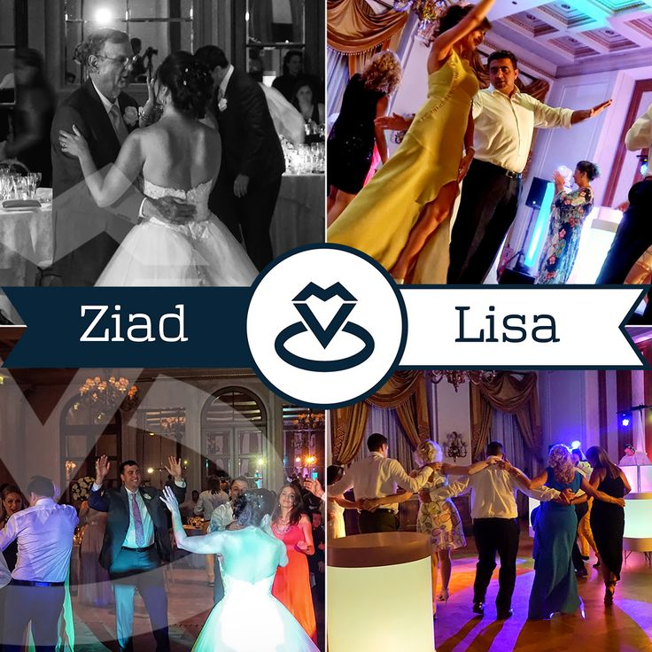 #Memories From the #Wedding of Ziad and Lisa from Lebanon who celebrated their wedding with a great #Party in #Athens