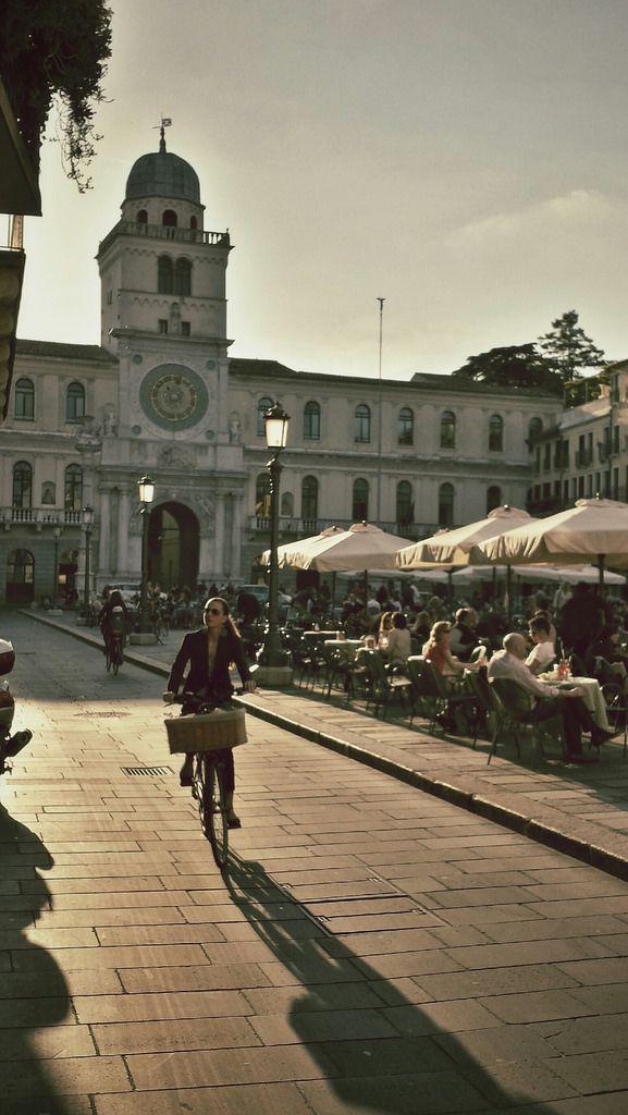 Padua - Italy (von Randy Durrum)- I love the idea of riding bikes when you are a tourist!