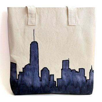 Shop Hand Painted Canvas Bags on Wanelo                                                                                                                                                                                 More