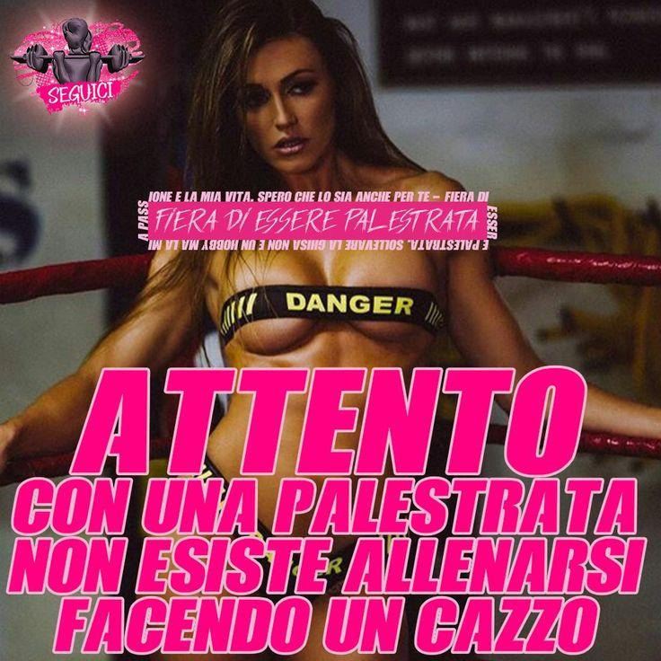 Se vuoi una palestrata come amica allora devi allenarti!  Fiera di essere palestrata. Fiera di sollevare ghisa per il bene del mio corpo! #fieradiesserepalestrata   Seguici su Facebook: http://ift.tt/2oaPvve  #femalefitness #palestrata#malatadipalestra #malatadighisa#passionepalestra #ticinosthetics #ragazza#ragazzapalestrata #glutei #gambe #squat#palestra #motivazione #motivazionale#ghisa #italia #culturista #fitnessgirl#ragazzafitness #bikini #bikinifitness#ragazze #palestrate…