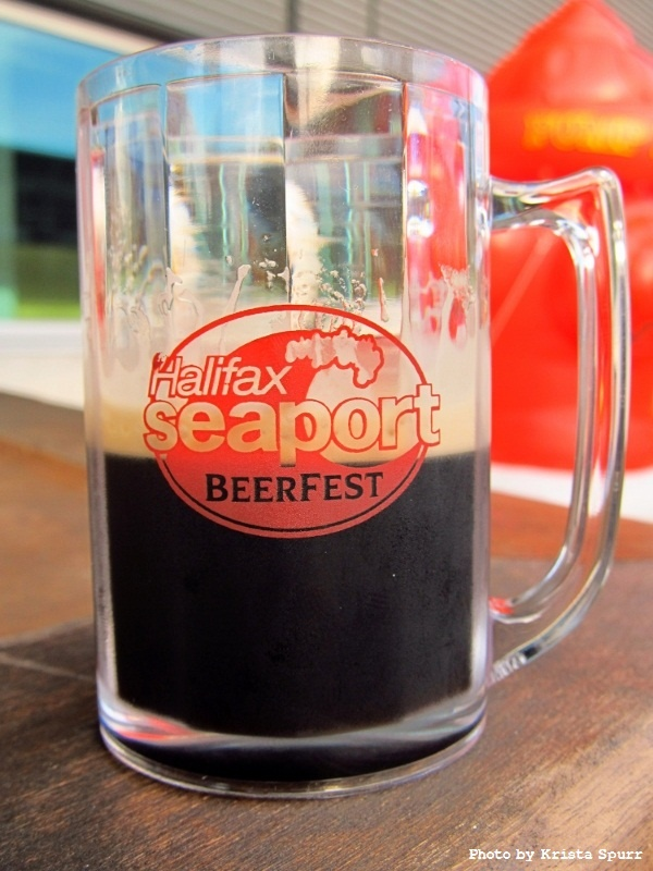 Halifax Seaport Beerfest - an annual event on the waterfront with over 200 different beers and ciders to sample.