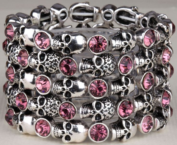 25 beste idee n over schedel armband op pinterest for Armband fa r beste freundin