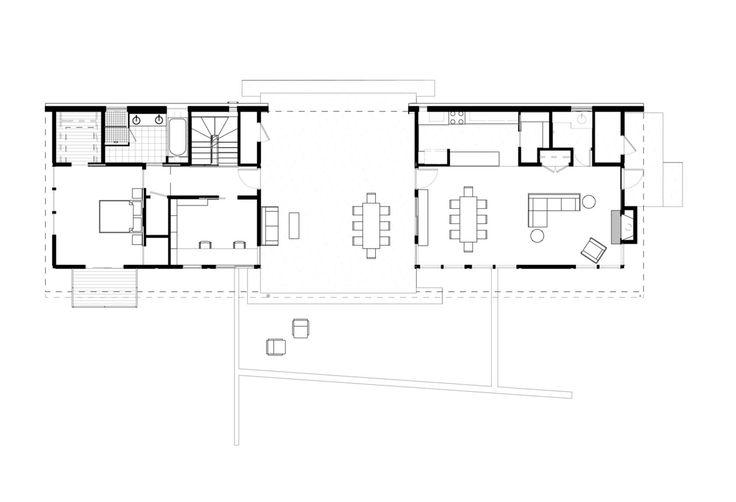 89 best breezeway house plans images on pinterest house for House plans with breezeway to guest house