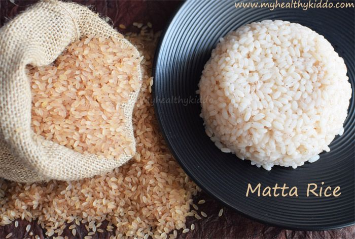 Kerala Matta Rice/Palakkadan Matta Rice/Red Parboiled Rice was considered a Royal food in Chera/Chola Kingdoms due to the richest nutrients present in it. outer is the pericarp which is rich in minerals,vitamins and dietary fibre. This is removed in polished white rice. Polishes might look good on nail and face, but not in rice. I …