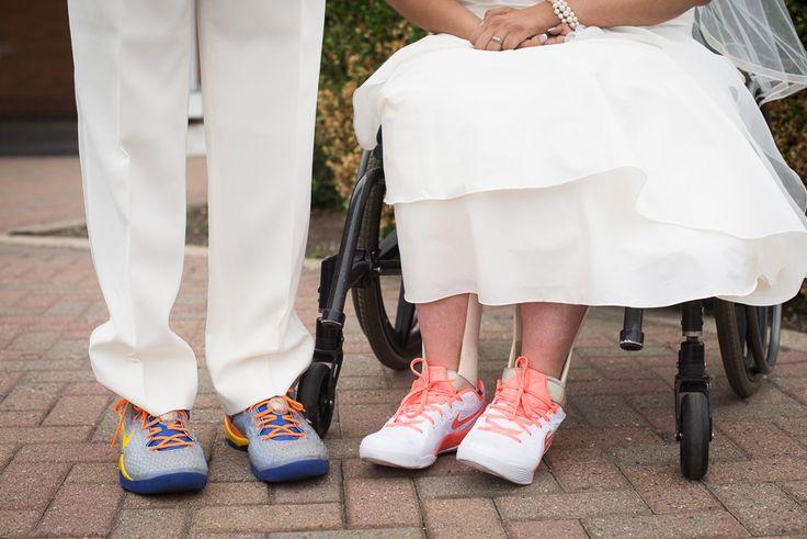 Matching Nike Kobe Bryant Wedding Shoes Kobebryant