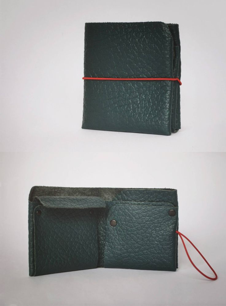 OBOYI leather wallet