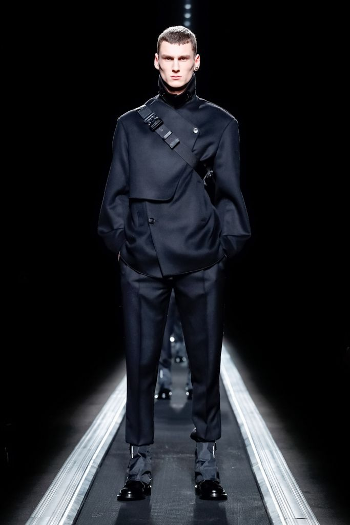 Mens Winter Fashion 2020.Dior Men Winter 2019 2020 Pfw In 2019 Fashion Winter