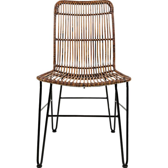 Ephialtes Solid Wood Dining Chair