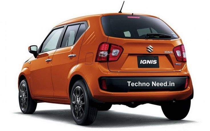New Suzuki Ignis Launch end of 2016 In India