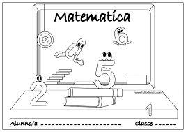 Risultati immagini per copertine di matematica da colorare