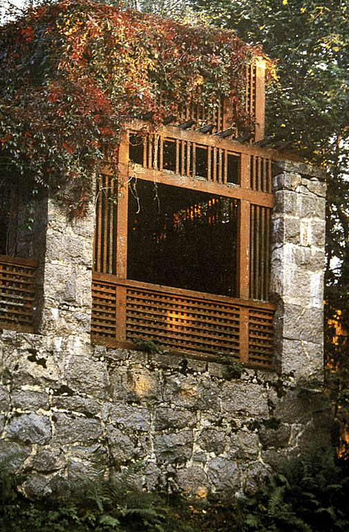 Eliel Saarinen House (Villa Hvittrask, Log Dwelling); Hvittrask Residential Complex