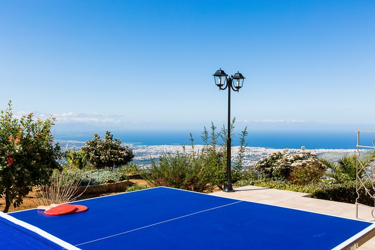 Golden Hill Villa in Malaxa Village, Chania, Crete #villa #chania #crete #greece #vacation_rental #holidays #luxurious_accommodation #privacy #visit_crete #unforgettable_holidays #live_your_myth_in_Greece #outdoors #table_tennis #love_the_view