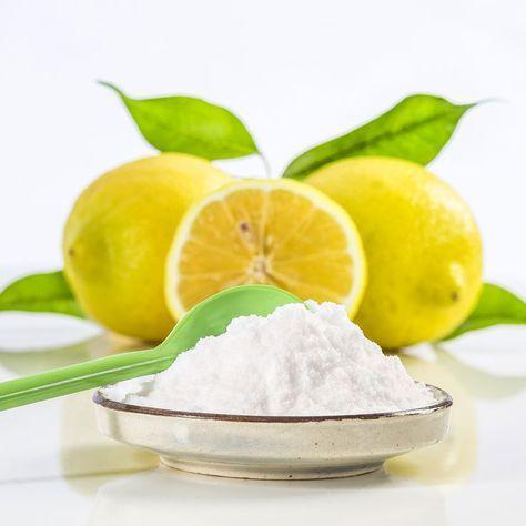 Basische Körperpflege mit Natron selber machen: DIY-Rezept für Natron-Peeling fürs Gesicht aus nur 3 Zutaten - hilft gegen Mitesser und unreine Haut ...