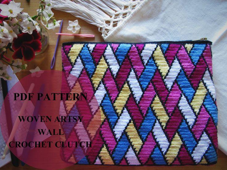 17 best Tapestry crochet patterns images on Pinterest | Patrones de ...