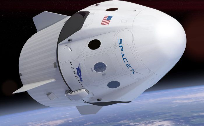 Elon Musk Announces Daring SpaceX Dragon Flight Beyond Moon with 2 Private Astronauts in 2018 -- The private two person crew would fly aboard a human rated Dragon on a long looping trajectory around the moon and far beyond on an ambitious mission lasting roughly eight days and that could blastoff by late 2018 – if all goes well with rocket and spacecraft currently under development, but not yet flown.