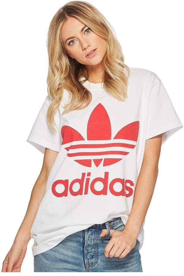 36afd4a6993 Adidas Originals - Big Trefoil Tee Women's T Shirt | Best Sportswear ...