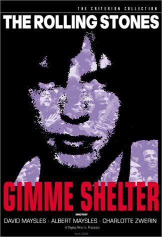 A harrowing documentary of the Stones' 1969 tour, with much of the focus on the tragic concert at Altamont.
