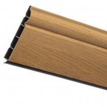 Plastic Skirting Board 2.5Mtr English Oak by Plastic Skirting Board, http://www.amazon.co.uk/dp/B00B19MVAQ/ref=cm_sw_r_pi_dp_-cphtb1S9MRVG