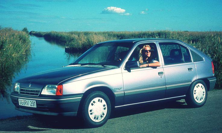 Opel Kadett Beauty 1990