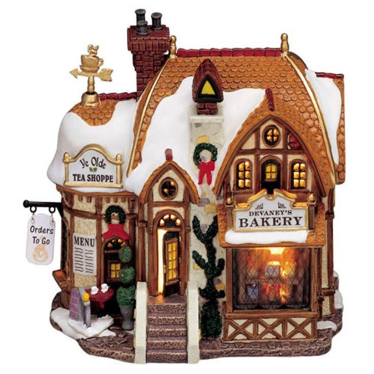 Lemax Decoration De Noel Christmas Shoppe