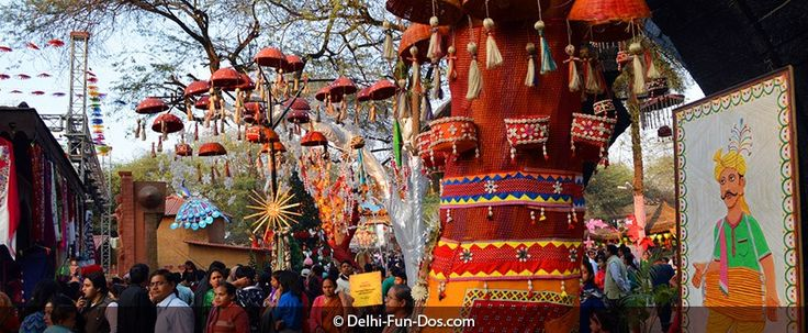 Surajkund Mela 2017 – All you need to know  From date and time for Surajkund Mela to where to buy online tickets for Surajkund Mela 2017, we have covered everything you need to know about the biggest crafts fair of India. Surjkund Crafts Fair 2017 is going to be a colorful extravaganza of India's rich tradition in handicraft, dance, art, music and food. Read on for details…