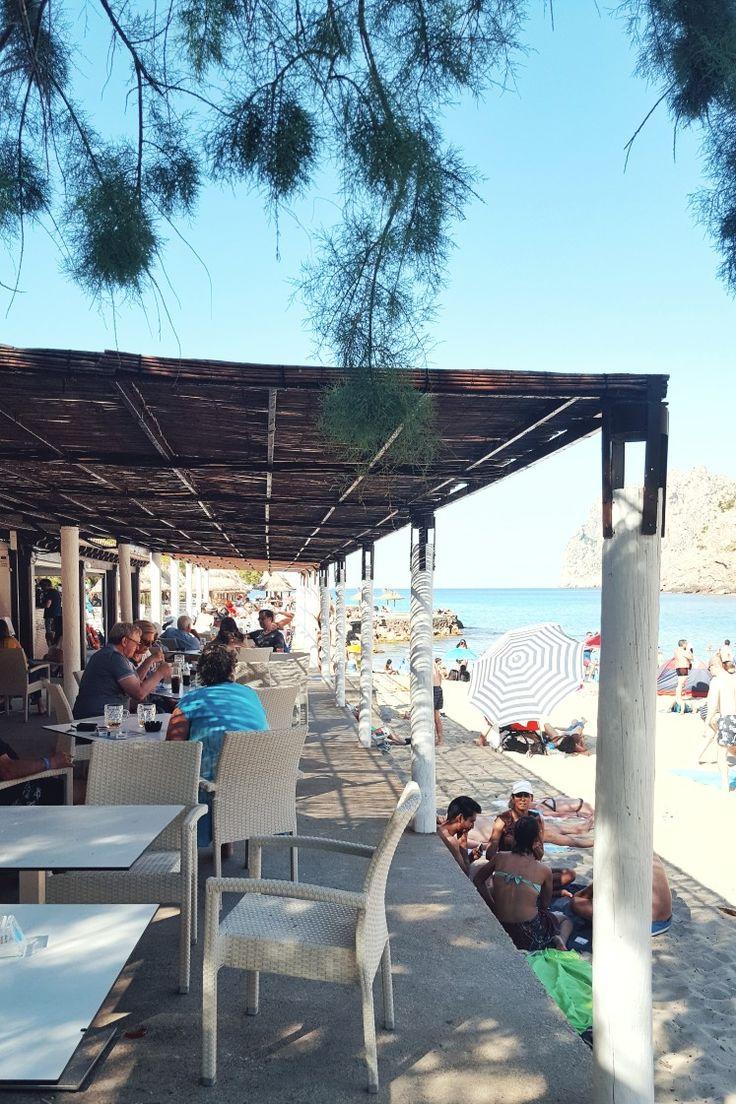 Beachrestaurant Mallorca