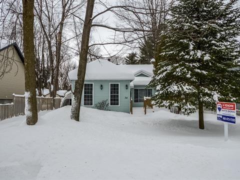 Maison à vendre à Sainte-Marthe-sur-le-Lac - 209900 $