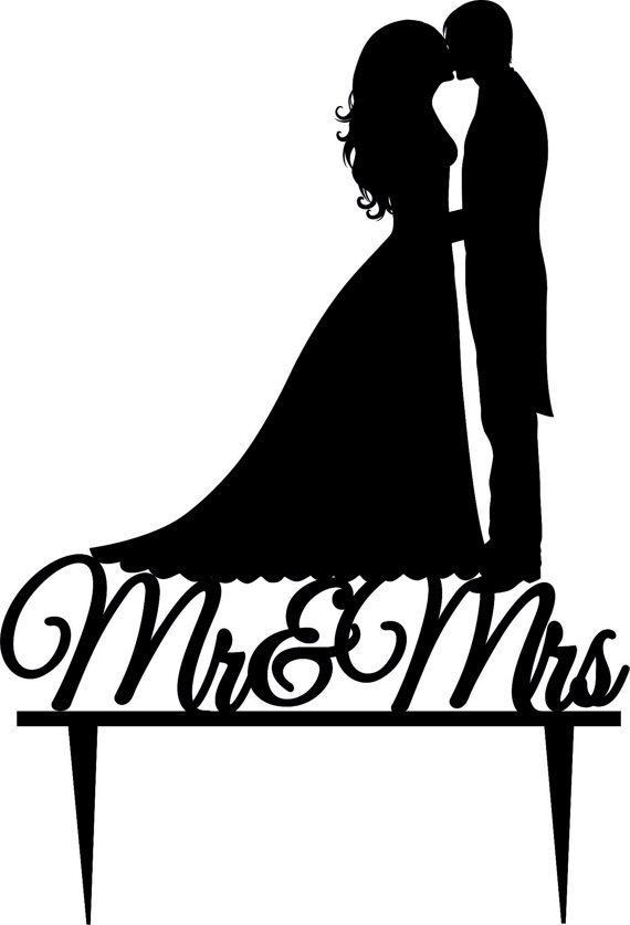 Hey, I found this really awesome Etsy listing at https://www.etsy.com/listing/210297875/wedding-cake-topper-silhouette-groom-and