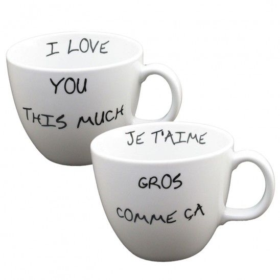 Mugs Collection by Formenton