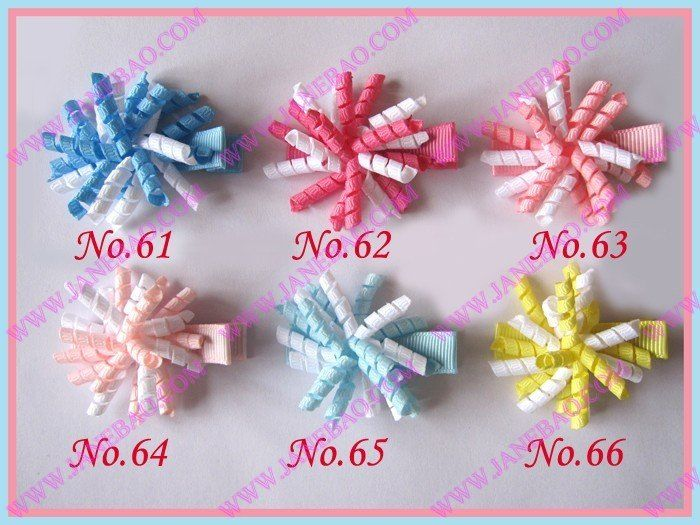 """free shipping 140pcs 1.5"""" korker hair bows (SEW ones) korker hair clips boutique corker hair clips-in Hair Accessories from Apparel & Accessories on Aliexpress.com"""