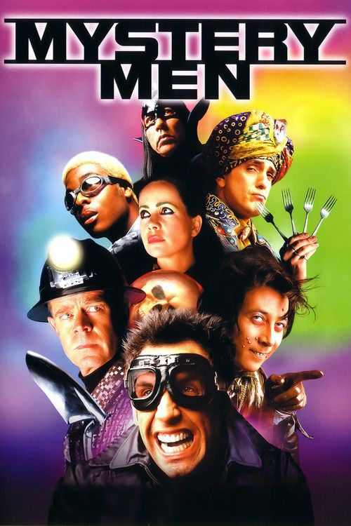 Watch Mystery Men (1999) Full Movie Online Free