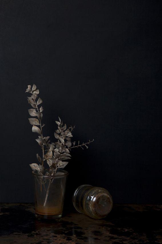 Direction artistique : Sylvia Eustache Rools / Photo : Julie Rochereau. Nature morte. Floral. Wabi sabi.