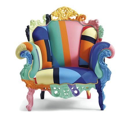 Alessandro Mendini's most famous chair......