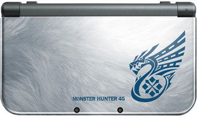 Monster Hunter 4 ultimate new 3DS edition