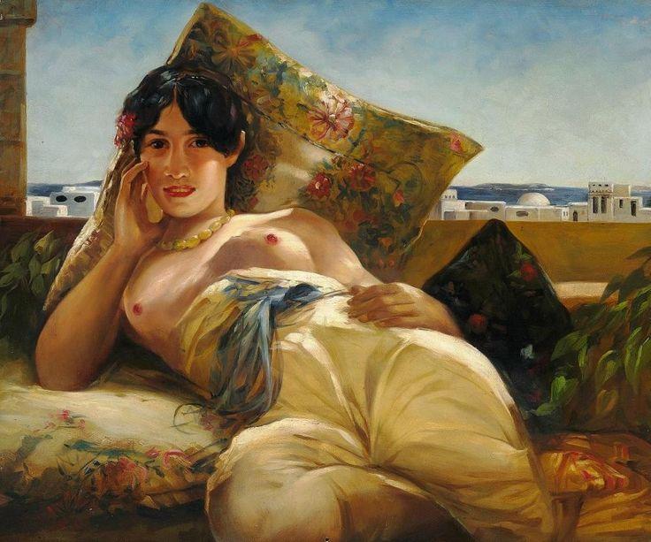 image Erotic art of george barbier 1 les chansons de bilitis
